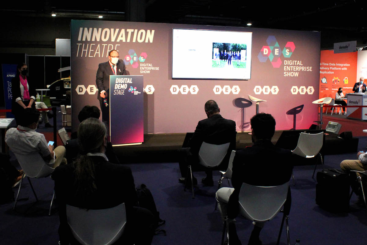 Stocken Capital en el Digital Business World Congress de Madrid 4